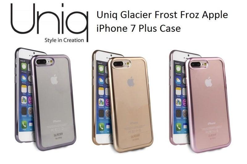 check out 80838 1b6f5 Uniq Glacier Frost Froz Apple iPhone 7 Plus Case