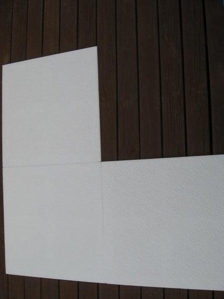 Styrofoam Ceiling Tiles Panels 500x500 10 Mm