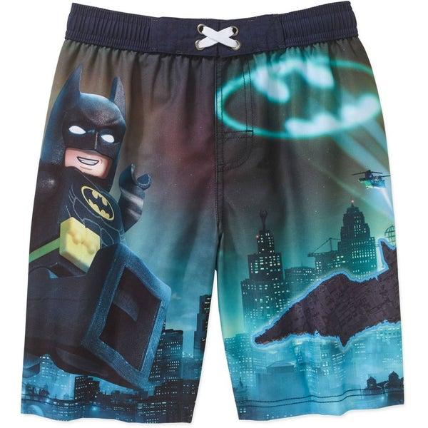 aae23ce223 LEGO Batman Movie Boys' Swim Shorts Official License | Trade Me