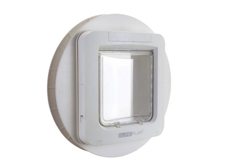 Sureflap Microchip Pet Door Glass Fitting Trade Me
