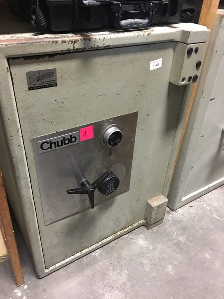 Large Commercial Chubb Safe with Digital keypad