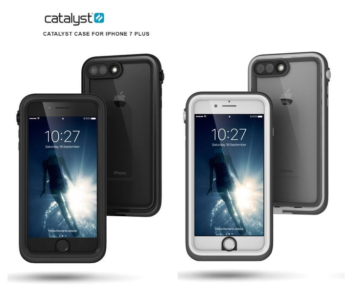 the latest 426b2 c3eb5 CATALYST Rugged Waterproof Case for Apple iPhone 7 Plus