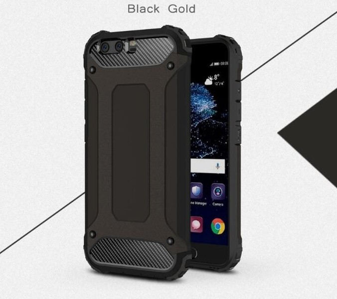 premium selection bb30b 7b7c0 Huawei P10 case Armor Rugged impact proof heavy duty Slim Case