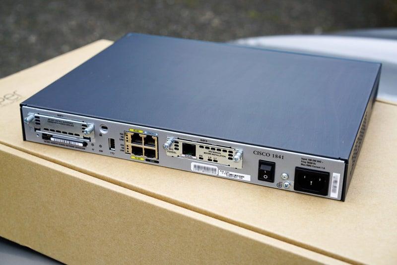 Cisco 1841 Router Trade Me