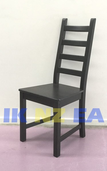 Ikea Kaustby Chair Brown Black Trade Me