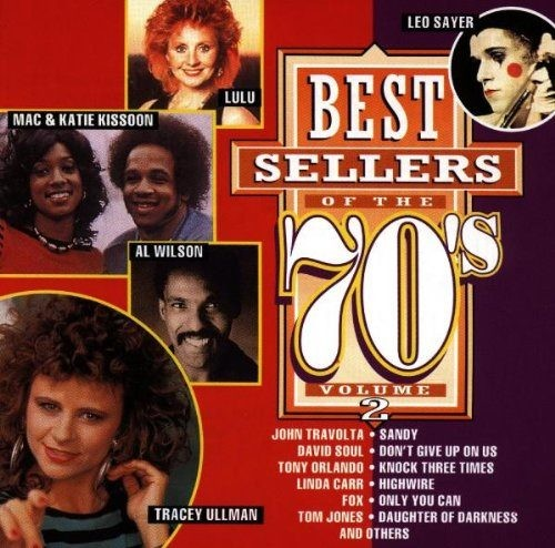 VARIOUS - BEST SELLERS OF THE 70'S VOLUME 2 (CD)