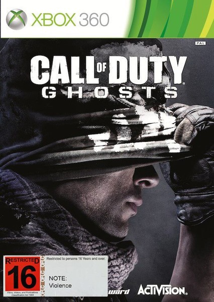 Call of Duty Ghosts + Free Fall Map DLC (X360) ND NEW | Trade Me Call Of Duty Ghosts Maps Dlc on