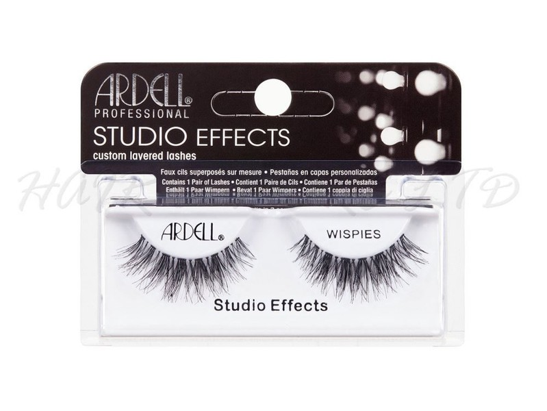 1ff1d7bca79 Ardell Professional Studio Effects Lashes - Wispies Black, Brand New!    Trade Me