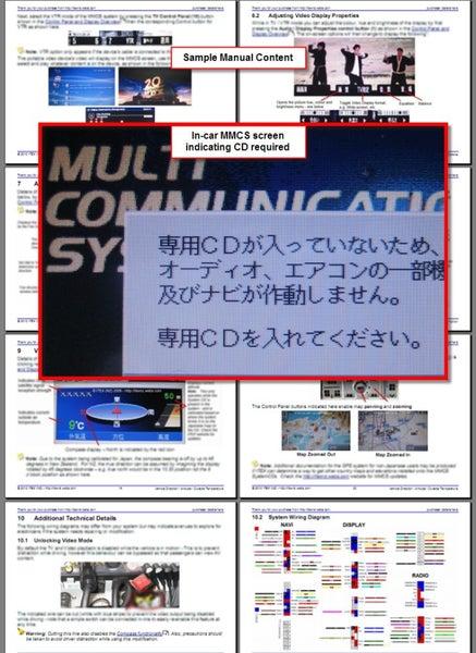 Mitsubishi MMCS Manual Only | Trade Me