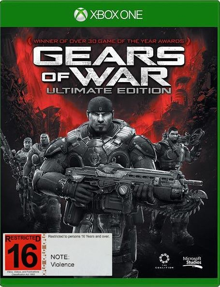 Gears of War Ultimate Edition (Xbox One) NEW