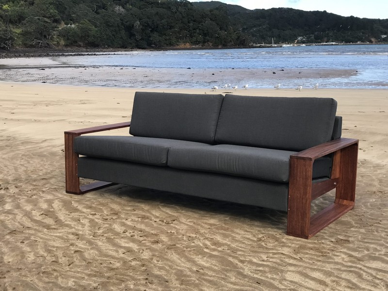 indoor / outdoor couch | Trade Me