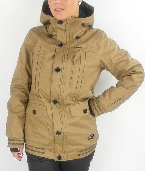 O'neill freedom series jacket