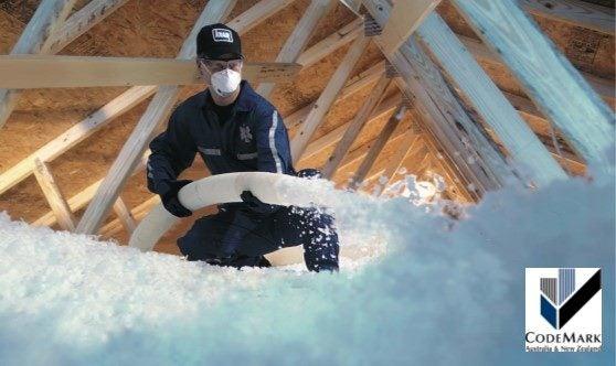 R2 9 ceiling insulation - Knauf Jet Stream MAX