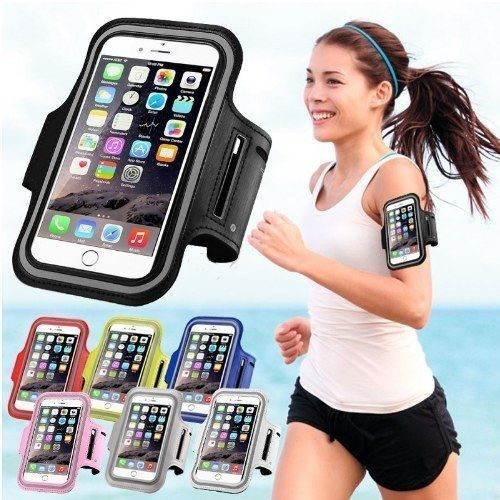 huge discount 30035 d913f Gym Sport Running Armband Arm Case Waterproof for iPhone 6 6S iPhone 7  iPhone 8