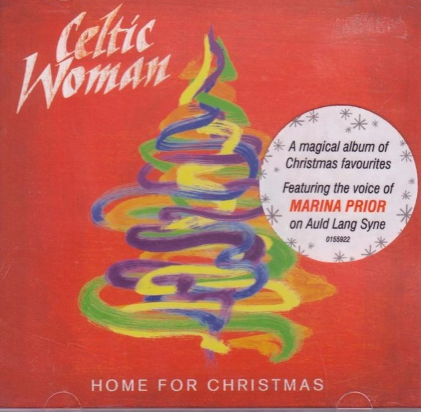Celtic Woman Christmas.Celtic Woman Home For Christmas Cd
