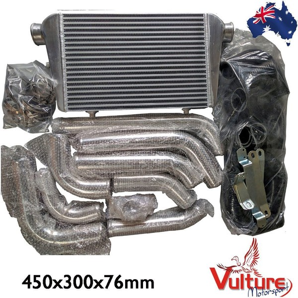 VM FRONT MOUNT INTERCOOLER KIT FOR TOYOTA LANDCRUISER 80 SERIES 4 2L