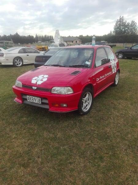 1993 Daihatsu Charade Detomaso For Parts Wrecking | Trade Me