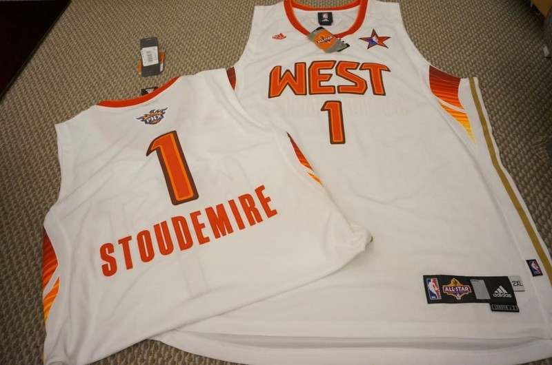 e24e1676a2b New Amare Stoudemire Nba All Star East Swingman | Trade Me