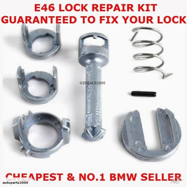 BMW Door Lock Cylinder Repair Kit E46 316i/t 318i 320i