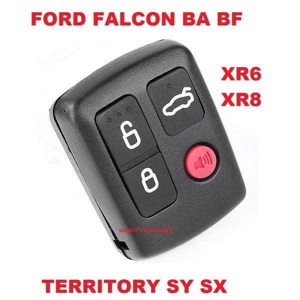 Ford Ba Bf Falcon Sedan Wagon Locking Remote Trade Me