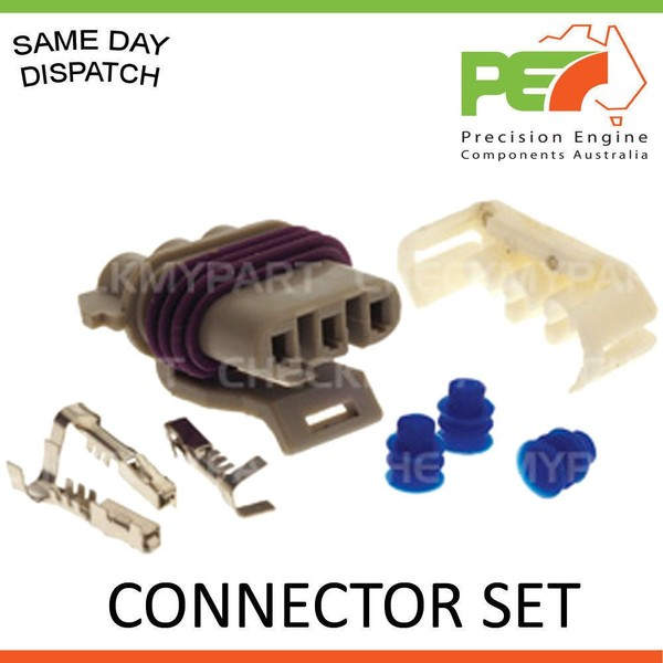 New Connector Set For Holden Commodore Crewman VY Ute Air Flow Meter AFM