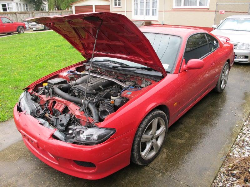 Nissan Silvia S15 Spec Rll Parts Sr20det 6speed Trade Me