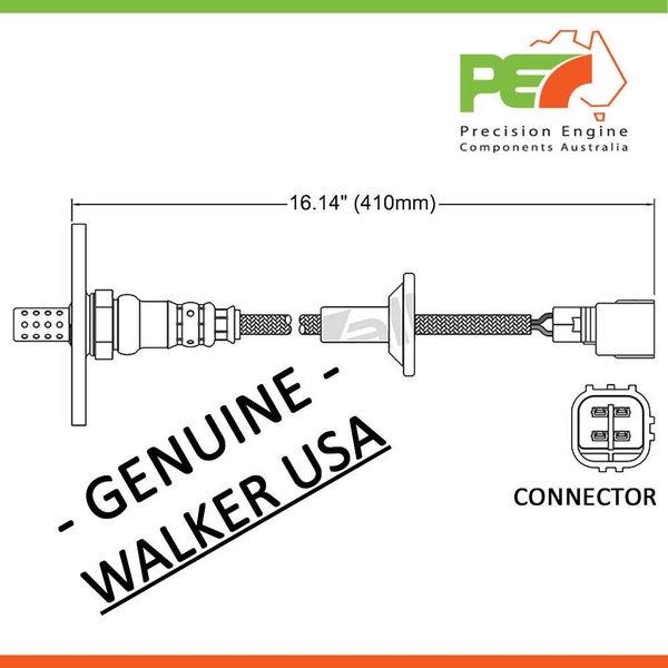 walker usa oxygen sensor for toyota land cruiser prado vzj90 / 95 rzj90 / 95  | trade me