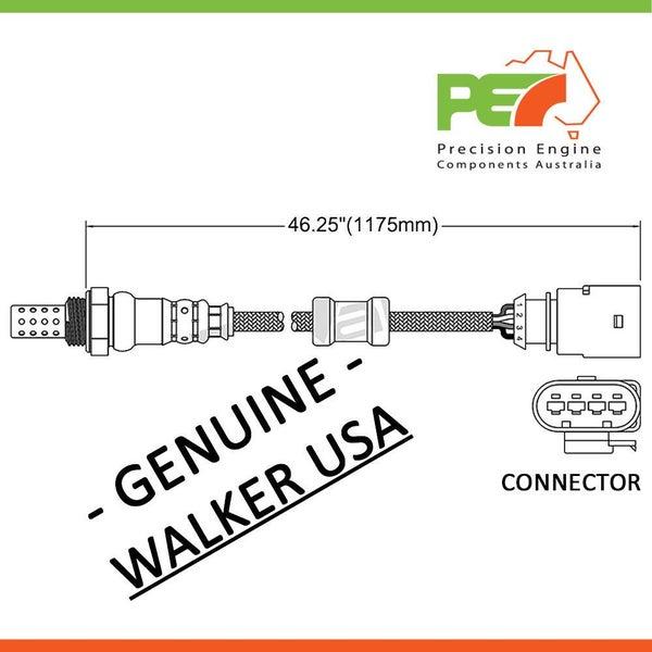 Walker Usa Oxygen Sensor O2 For Audi R8 Tt 42l 52l Byh Buj Bwa Rhtrademeconz: Audi R8 Engine Diagram At Gmaili.net