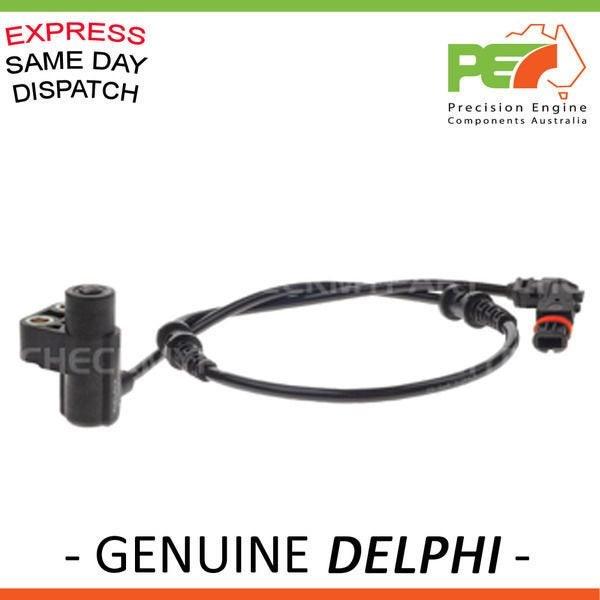 NEW * DELPHI * ABS WHEEL SPEED SENSOR FOR MERCEDES BENZ A160 W168