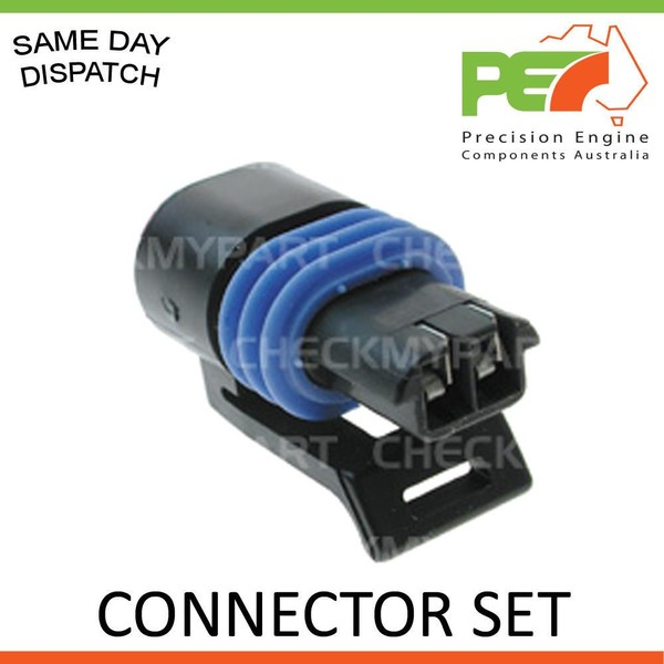 CONNECTOR SET FOR HOLDEN COMMODORE MONARO VZ COOLANT