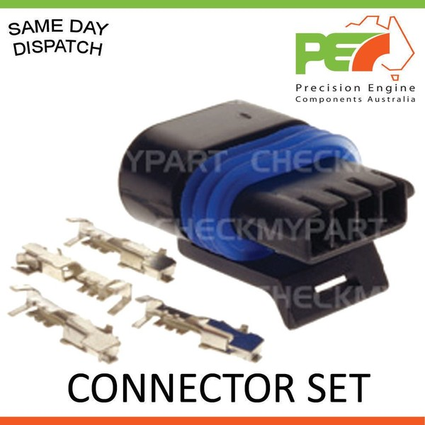CONNECTOR SET FOR RENAULT CLIO MEGANE SPORT IDLE SPEED/AIR CONTROL