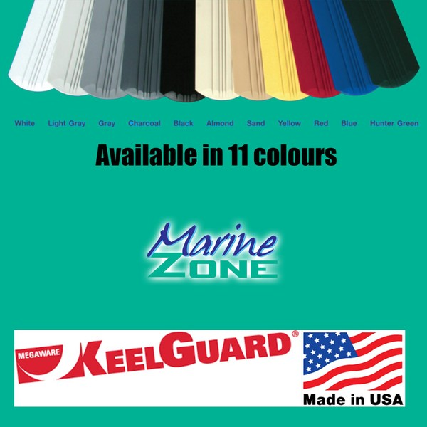 Keel Guard 6 Feet Keel Protector Megaware (Boat Length- Up