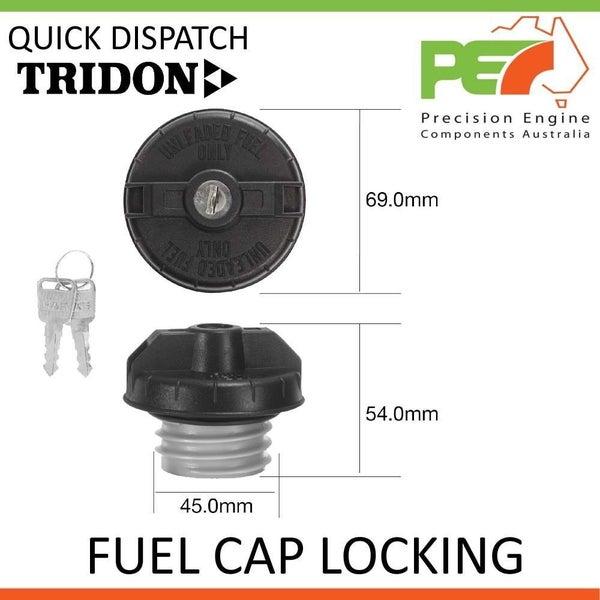 Car & Truck Parts TRIDON FUEL CAP NON LOCKING FOR Holden Frontera ...