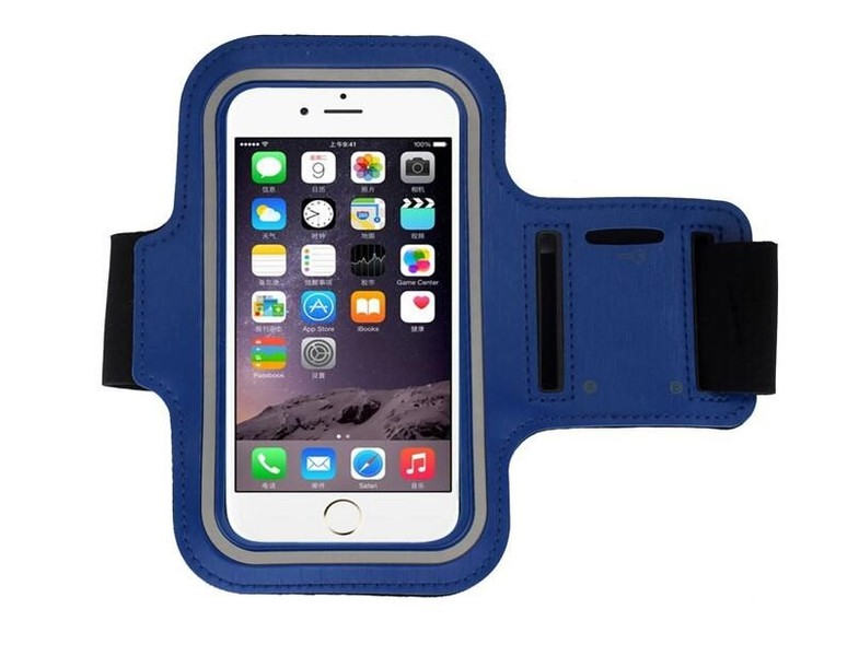 Armbands Mobile Phone Accessories Armband Case For Iphone 6 Plus Sport Gym Armband For Iphone 6 Plus 5.5 Inch Jogging Running Armband Phone Case