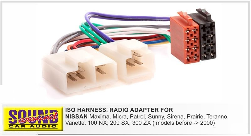 ISO Wiring Loom for Nissan (pre 2000) | Trade Me on