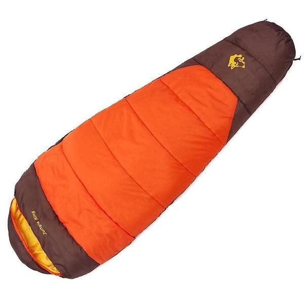 Jungle King Sleeping Bag Sub Zero 10 C Orange
