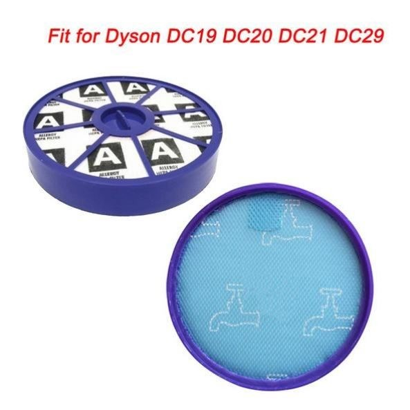 reputable site e192a ca5b9 Dyson DC19 DC20 DC21 DC29 Pre Post Motor Washable HEPA Filter Vacuum Cleaner