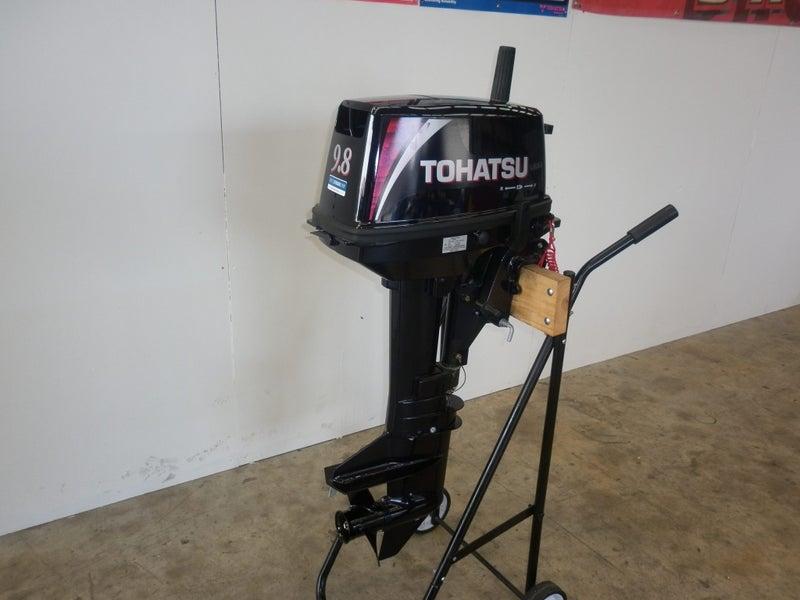 NEW TOHATSU 9 8HP 2-STROKE OUTBOARD | Trade Me