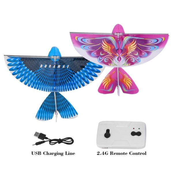 Remote Control Electronic Flying Flapping Wing Bird