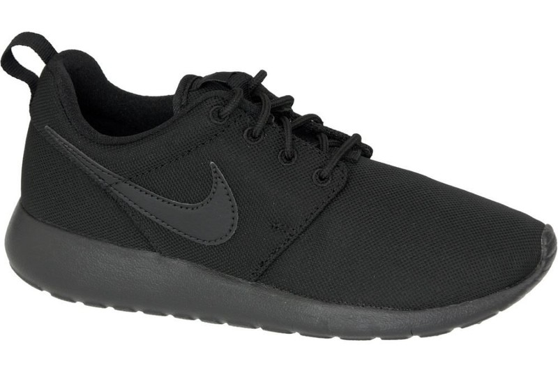 super popular 71462 06df2 Nike Roshe One Gs 599728-031 Black Kids Sports shoes   Trade Me