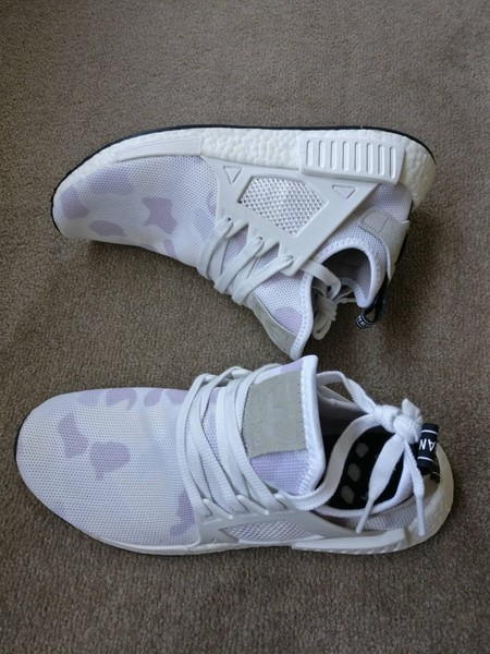 buy popular 27d70 7a15c Adidas NMD XR1 Duck Camo White | Trade Me