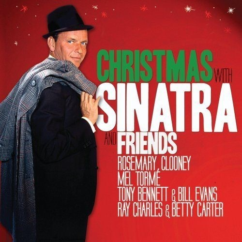 Frank Sinatra Christmas.Frank Sinatra Christmas With Sinatra Friends Cd