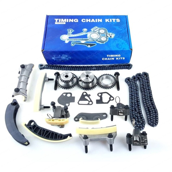 TIMING CHAIN KIT & GEARS FOR HOLDEN COMMODORE VZ VE VF V6