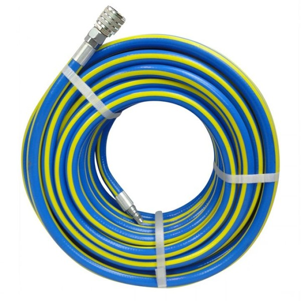 20m ARO Air Hose - 10mm Heavy Duty with Fittings   Trade Me