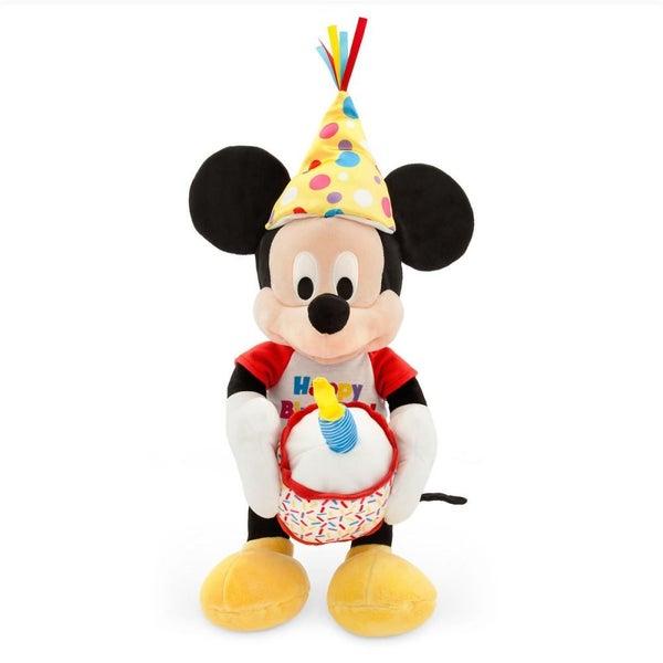 Disney Mickey Mouse Musical Happy Birthday Plush Toy