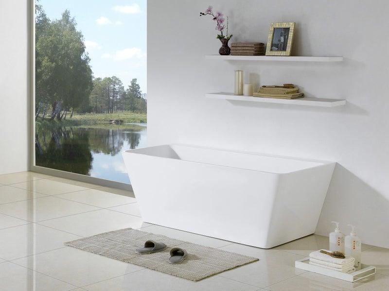 BATH TUB DJ 016 size 1500 back to wall
