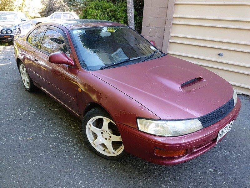 Levin GTZ Supercharged 4agze ***PARTS WRECKING*** | Trade Me