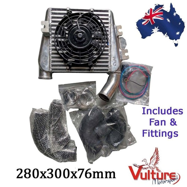 Intercooler Kit For Nissan Patrol ZD30 Direct Inject Pre 07 | Trade Me