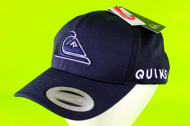 74044f03df8 QUIKSILVER MEN S CAP HAT SNAPBACK ADJUSTABLE 30% OFF