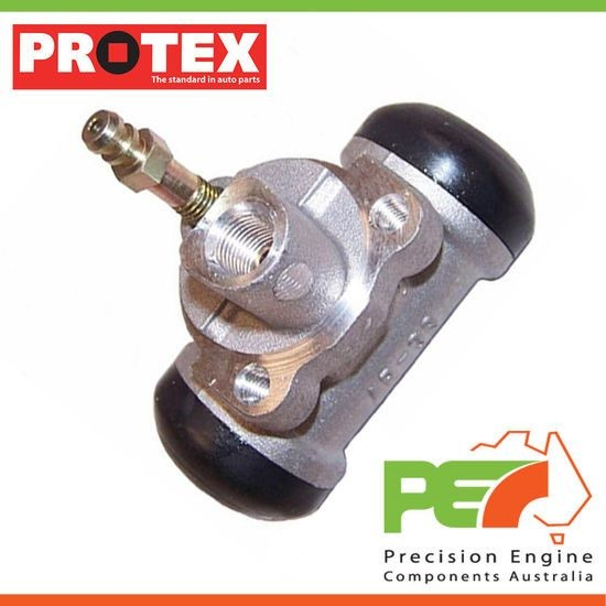 2x New *PROTEX* Brake Wheel Cylinder - Rear For NISSAN